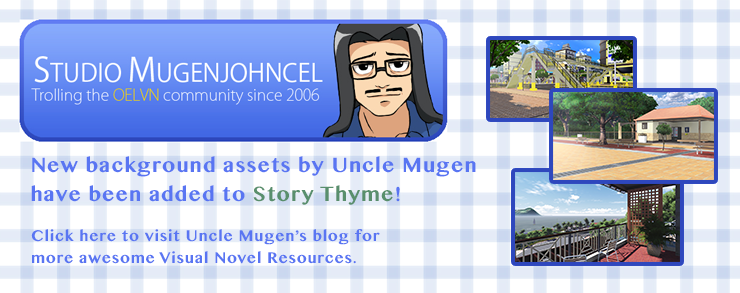 Uncle Mugen Backgrounds